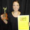 (Taryn Muller accepting for) Els de Bundel - Best Actress - Chicken, Airbags and Wors