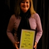 Acting merit - Avrill Cameron - Black Comedy