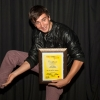 Merit Award - Most Physically Convincing Performance - Gareth Meijsen (A Silly Afternoon) - Franklin Players One Act Play Festival 2016