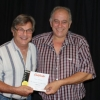Merit Award – Most Innovative Use of Props on Stage – Henry van Niekerk (Midlife Rendezvous) – Franklin Players One Act Play Festival 2017