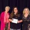 Acting Merit - Zinhle Letlalo (Strip Me to the Bone) - Franklin Players One Act Play Festival 2018 (award received by Lise Wessels)