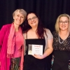 Acting Merit - Kristy Lomas (April Groom) - Franklin Players One Act Play Festival 2018