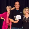 Merit for Best Use of Costume - Mark Paps (The Last Time I Saw Transylvania) - Franklin Players One Act Play Festival 2018