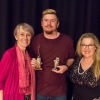 Best Supporting Actor - Michael Lomas (April Groom) - Franklin Players One Act Play Festival 2018