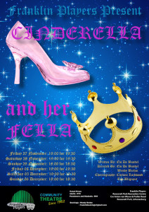 Cinderella and her Fella - Franklin Players Year-end Pantomime 2015