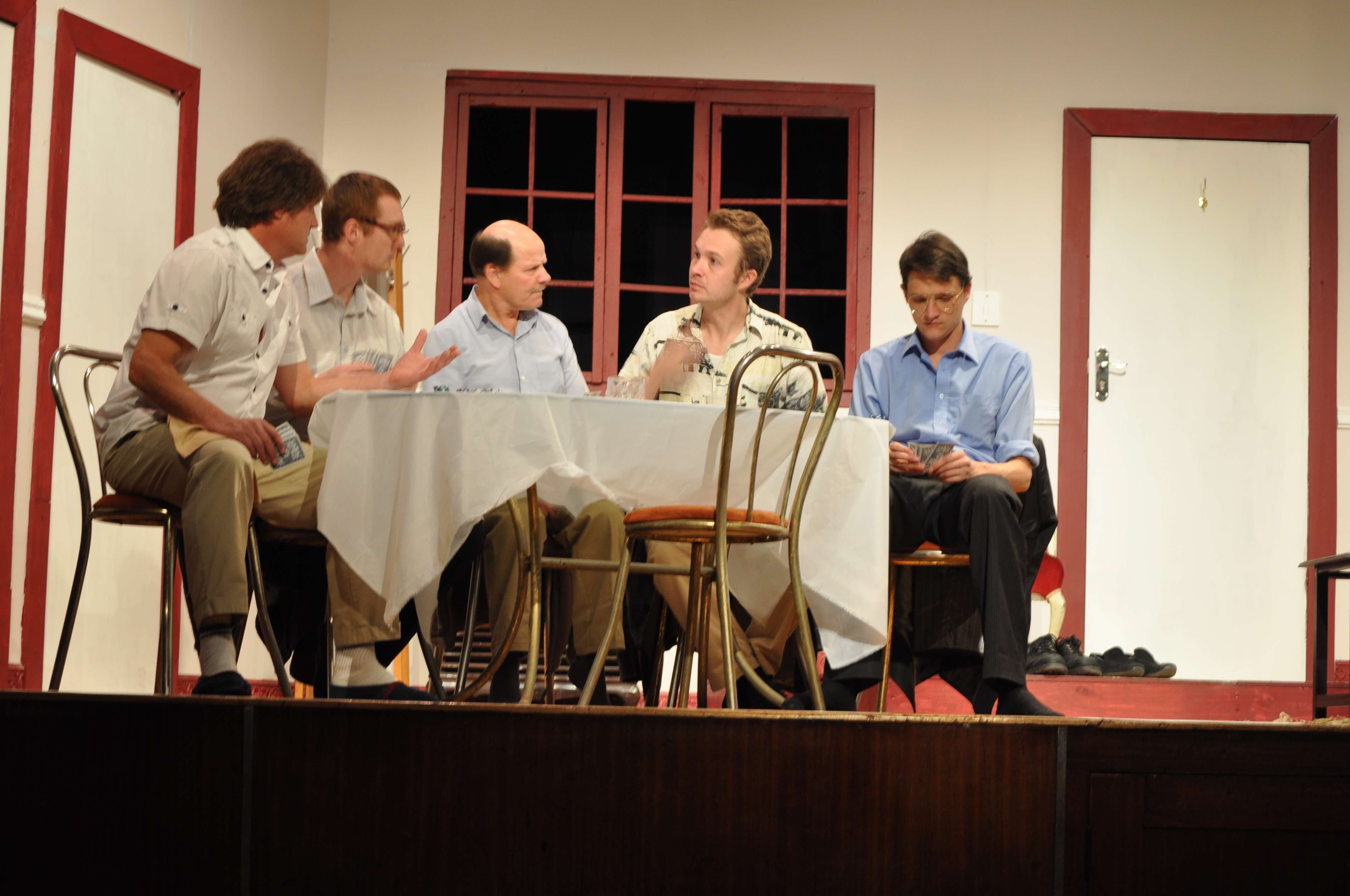 franklin players mid year comedy 2011