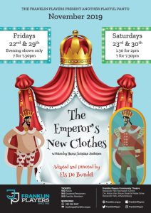 Franklin Players Pantomime 2019 - The Emperor's New Clothes