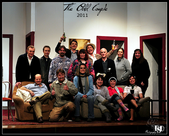 The Odd Couple - Cast and Crew