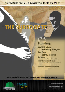 The Surrogate - Franklin (and Friends) One Act Play Festival 2016