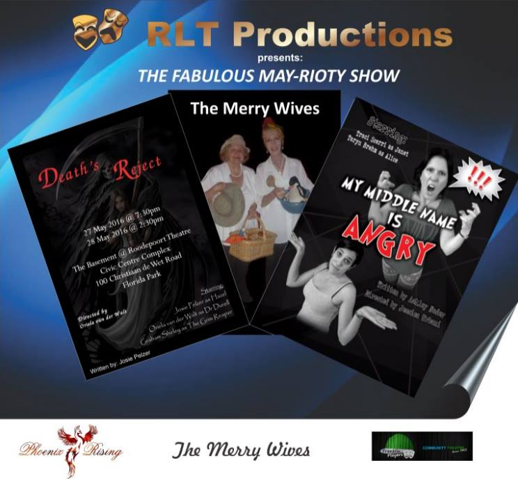 RLT May-rioty Show
