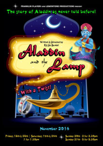 Aladdin and the Lamp - Franklin Players 2016 Year End Pantomime