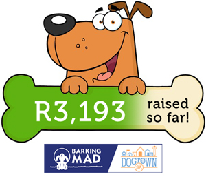 Funds raised so far for Barking Mad/Dogtown SA by Franklin Players