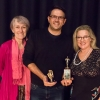 Best Newcomer - Nick King (Say What?) - Franklin Players One Act Play Festival 2018