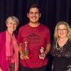 Best Actor - Juan Oosthuizen (April Groom) - Franklin Players One Act Play Festival 2018